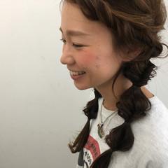 大人かわいい ガーリー デート ロング ヘアスタイルや髪型の写真・画像
