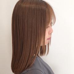 最新トリートメント 美髪 ナチュラル 髪質改善トリートメント ヘアスタイルや髪型の写真・画像