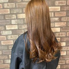 アディクシーカラー イルミナカラー ロング ロングヘア ヘアスタイルや髪型の写真・画像