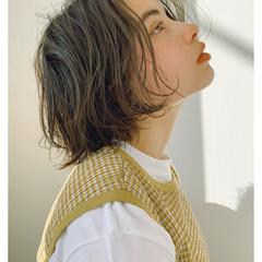 ショートボブ ボブ ウルフカット ミニボブ ヘアスタイルや髪型の写真・画像