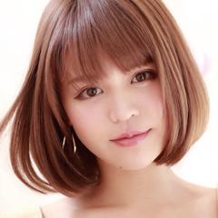 バレイヤージュ ナチュラル 大人女子 ピュア ヘアスタイルや髪型の写真・画像