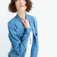 ゆるふわ 大人かわいい フェミニン ナチュラル ヘアスタイルや髪型の写真・画像