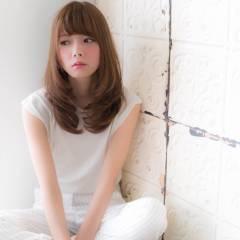 愛され ボーイッシュ モテ髪 夏 ヘアスタイルや髪型の写真・画像