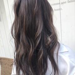 透明感カラー 透け感 大人可愛い 色濃く透ける ヘアスタイルや髪型の写真・画像