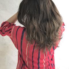 ハイライト ナチュラル 外国人風 外国人風カラー ヘアスタイルや髪型の写真・画像