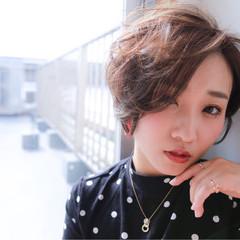 色気 フェミニン ボブ 大人女子 ヘアスタイルや髪型の写真・画像