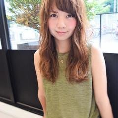 ピュア ゆるふわ 大人かわいい フェミニン ヘアスタイルや髪型の写真・画像