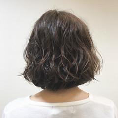 パーマ 愛され ウェットヘア モテ髪 ヘアスタイルや髪型の写真・画像