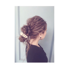 ショート ロング 外国人風 ゆるふわ ヘアスタイルや髪型の写真・画像