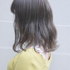 切りっぱなし デート ボブ オルチャン ヘアスタイルや髪型の写真・画像