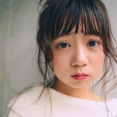 ヘアアレンジ ロング 大人女子 簡単ヘアアレンジ ヘアスタイルや髪型の写真・画像