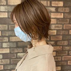 透明感 ショート N.オイル ピンクベージュ ヘアスタイルや髪型の写真・画像