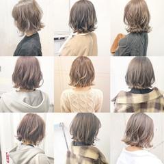 ナチュラル 簡単ヘアアレンジ アンニュイほつれヘア パーマ ヘアスタイルや髪型の写真・画像