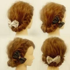 外国人風 モテ髪 ヘアアレンジ 大人かわいい ヘアスタイルや髪型の写真・画像