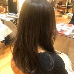 ロング 大人ヘアスタイル グラデーションカラー イルミナカラー ヘアスタイルや髪型の写真・画像