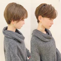 デート オフィス パーマ モード ヘアスタイルや髪型の写真・画像