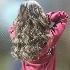 うる艶カラー ナチュラル ローライト 成人式 ヘアスタイルや髪型の写真・画像