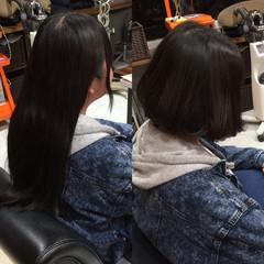 似合わせ ショート ヘアアレンジ 小顔 ヘアスタイルや髪型の写真・画像