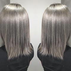 ハイライト アウトドア ストリート ブリーチ ヘアスタイルや髪型の写真・画像