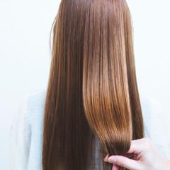 美髪 ナチュラル ロング 髪質改善 ヘアスタイルや髪型の写真・画像