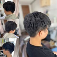 ベリーショート メンズカット ショートボブ ストリート ヘアスタイルや髪型の写真・画像