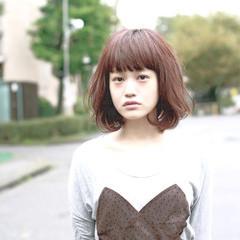 前髪あり 外国人風 ゆるふわ 色気 ヘアスタイルや髪型の写真・画像
