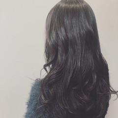 アンニュイほつれヘア ナチュラル可愛い ナチュラル ロング ヘアスタイルや髪型の写真・画像