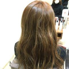 アッシュ 外国人風 外国人風カラー ナチュラル ヘアスタイルや髪型の写真・画像