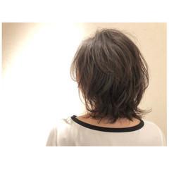 アンニュイ ゆるふわ 簡単 ナチュラル ヘアスタイルや髪型の写真・画像