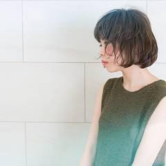 ウェットヘア ストリート ボブ パンク ヘアスタイルや髪型の写真・画像