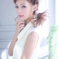 モテ髪 愛され フェミニン 大人かわいい ヘアスタイルや髪型の写真・画像