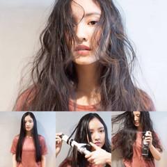 小顔 アッシュ 外国人風 ミルクティー ヘアスタイルや髪型の写真・画像