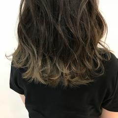 ヘアアレンジ ロング フェミニン エフォートレス ヘアスタイルや髪型の写真・画像