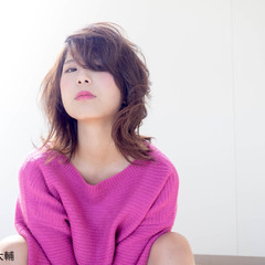 色気 ショート マッシュ モード ヘアスタイルや髪型の写真・画像
