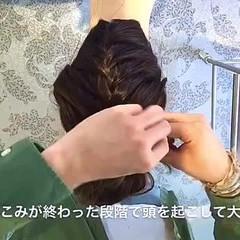 セミロング ナチュラル 外国人風 デート ヘアスタイルや髪型の写真・画像