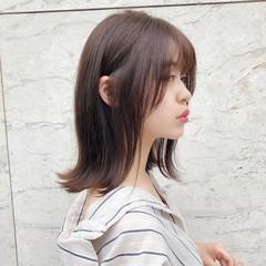 パーマ ボブ 簡単ヘアアレンジ フェミニン ヘアスタイルや髪型の写真・画像