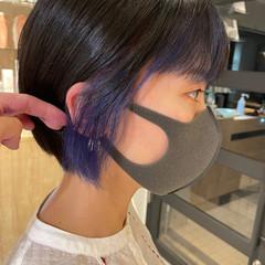 モード ベリーショート ショートヘア ショート ヘアスタイルや髪型の写真・画像