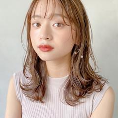 デート ガーリー ロング 大人かわいい ヘアスタイルや髪型の写真・画像