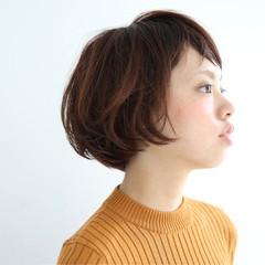 爽やか 似合わせ ショート 小顔 ヘアスタイルや髪型の写真・画像