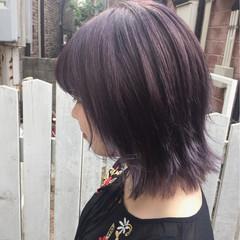 ヘアアレンジ 涼しげ 夏 ストリート ヘアスタイルや髪型の写真・画像