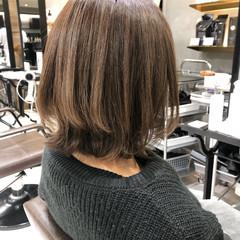 韓国ヘア 切りっぱなしボブ ウルフカット レイヤーカット ヘアスタイルや髪型の写真・画像