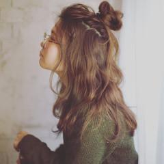 ハイライト ショート 大人女子 ロング ヘアスタイルや髪型の写真・画像