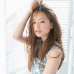 前髪あり 卵型 外国人風 ストリート ヘアスタイルや髪型の写真・画像