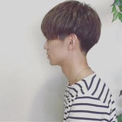 ショート ボーイッシュ メンズ マッシュ ヘアスタイルや髪型の写真・画像