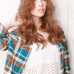 愛され コンサバ 大人かわいい ロング ヘアスタイルや髪型の写真・画像