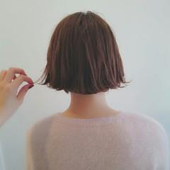 ストリート ボブ ヘアスタイルや髪型の写真・画像