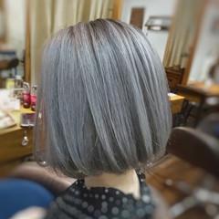 ショート ショートボブ ストリート ミニボブ ヘアスタイルや髪型の写真・画像