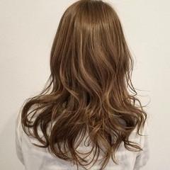 透明感 リラックス ナチュラル 秋 ヘアスタイルや髪型の写真・画像