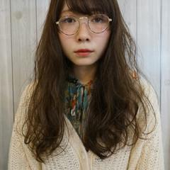 デート 女子力 ロング ナチュラル ヘアスタイルや髪型の写真・画像