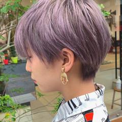 ショートヘア ベリーショート 大人ショート 小顔ショート ヘアスタイルや髪型の写真・画像